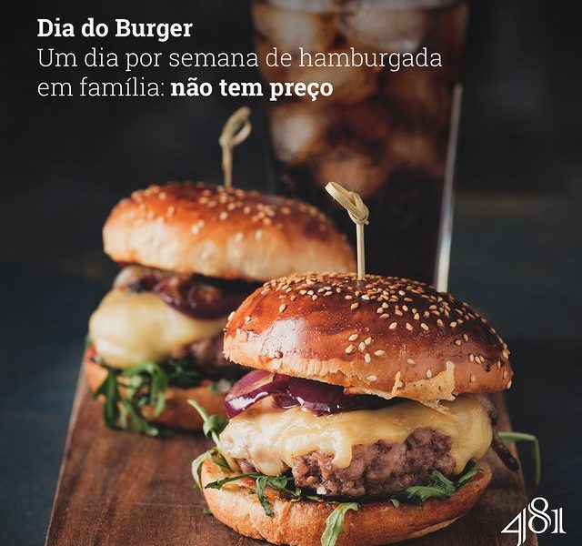 Emporio 481 – Dia do Burger