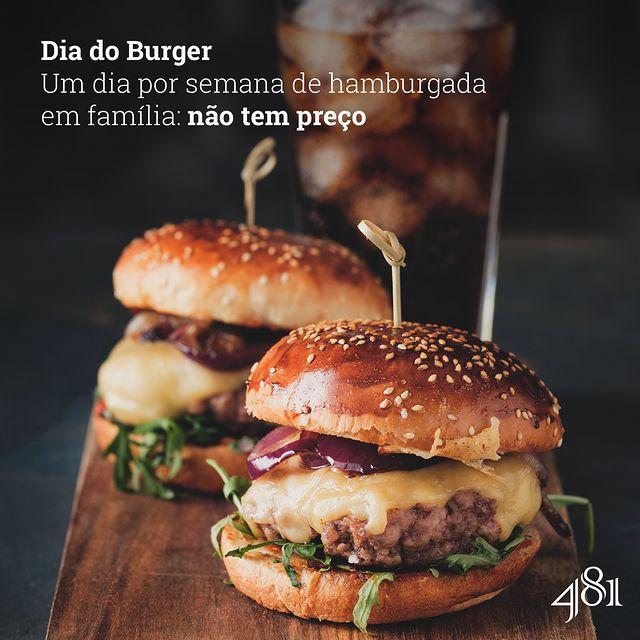 Emporio 481 - Dia do Burger