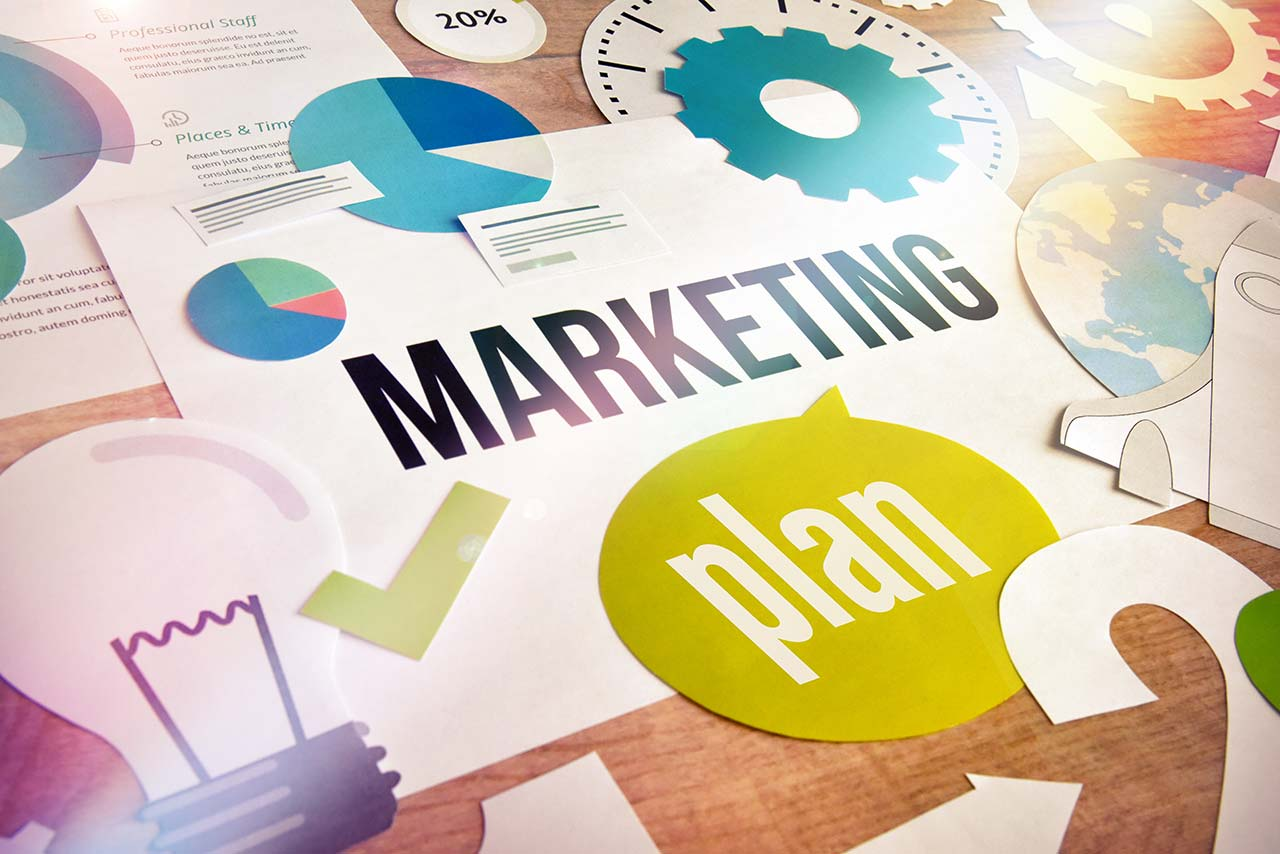Marketing digital plan