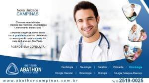 Nova clínica em Campinas