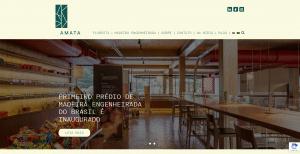 Website Amata Brasil