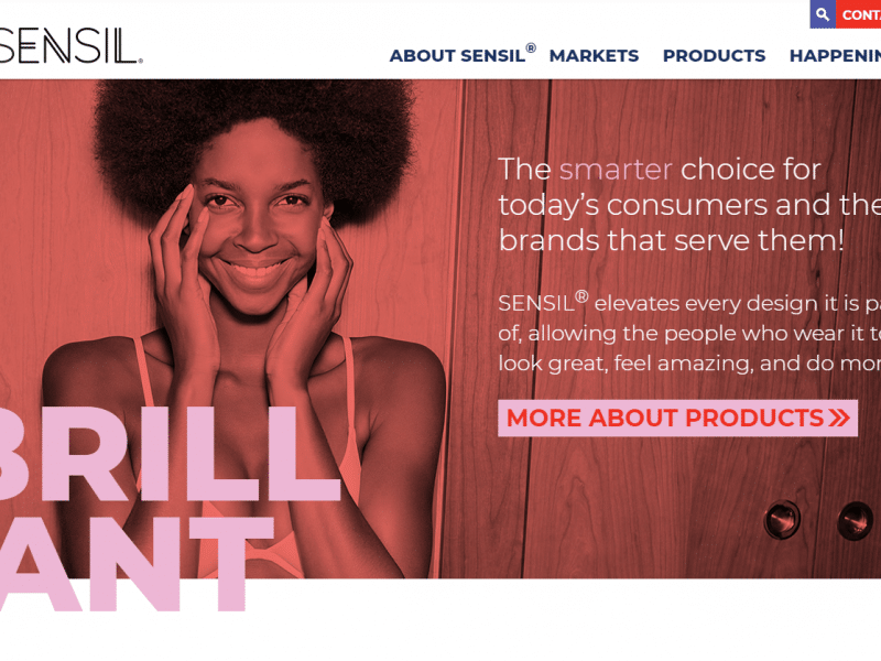 Website Sensil