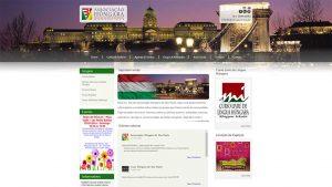 Portal associação húngara