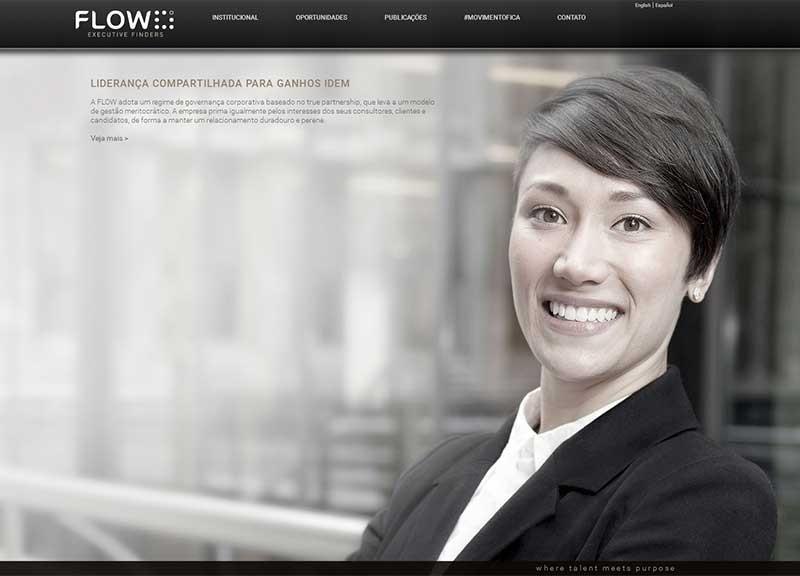 Website empresa de recrutamento