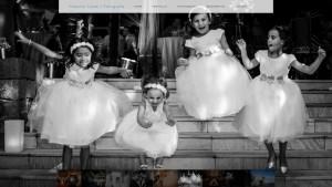 Website estúdio fotográfico