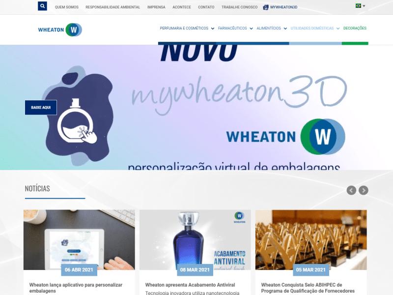 Website Wheaton